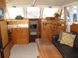 39' Mainship Trawler - After